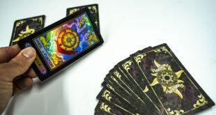 7 chakras tarot