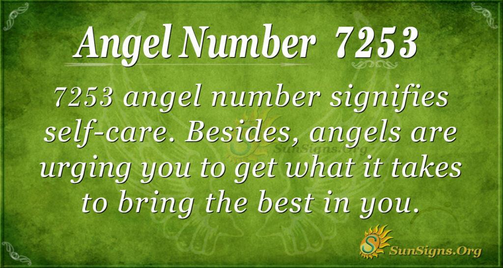 7253 angel number