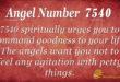 7540 angel number