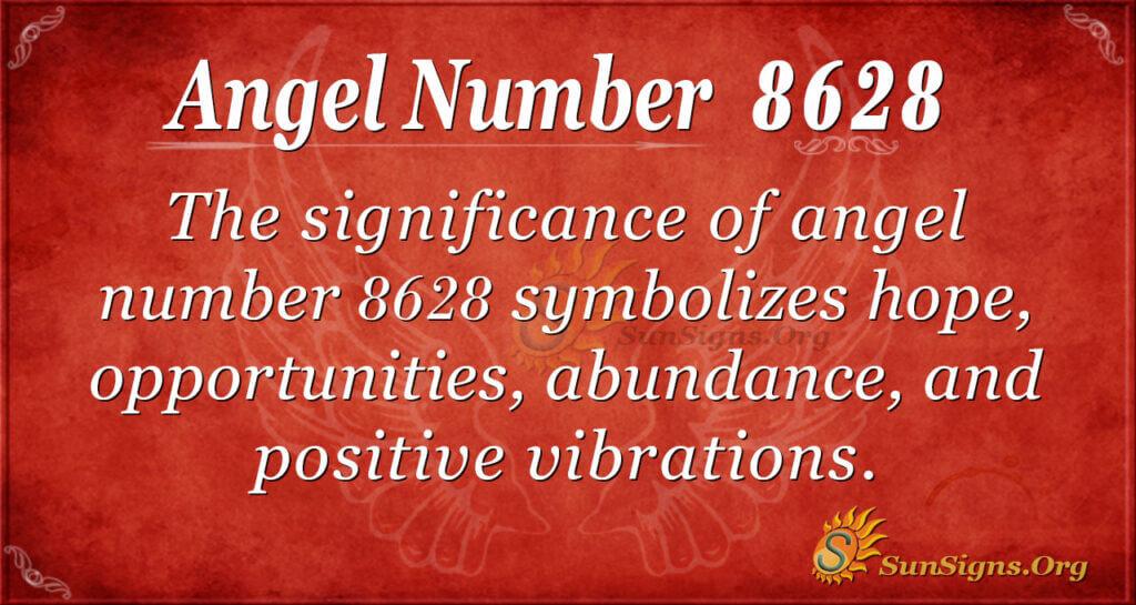 8628 angel number