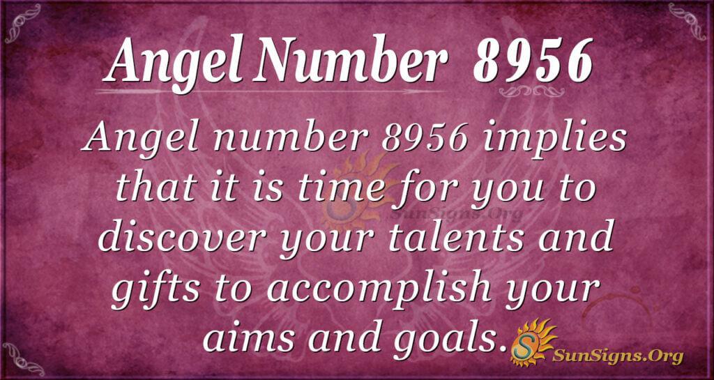 8956 angel number