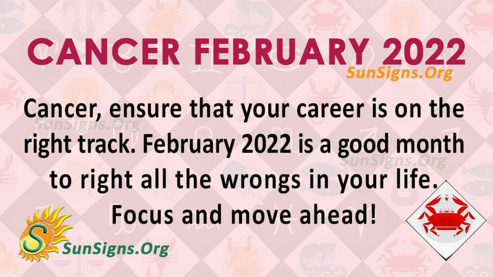 cancer february 2022
