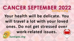 cancer september 2022