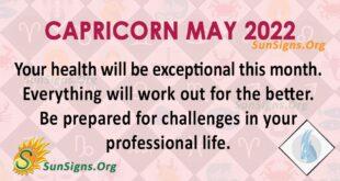 capricorn may 2022