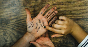 fate line palmistry profession