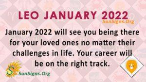 leo january 2022