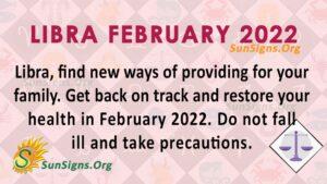 libra february 2022