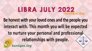 libra july 2022