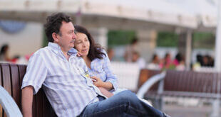 Millionaire men-dating women with less money