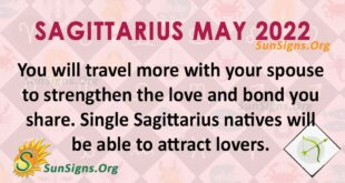 sagittarius may 2022