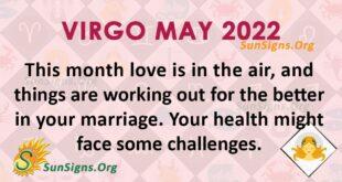 virgo may 2022