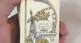 death tarot card native american meaning