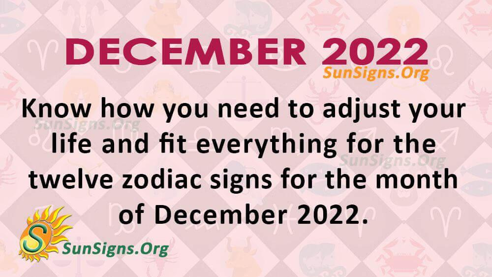 december 2022