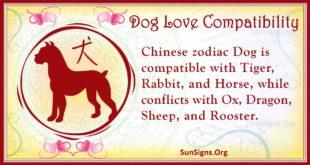 dog love compatibility