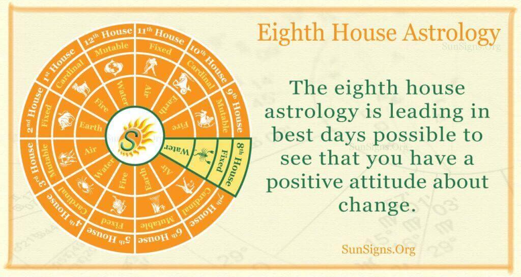 eighth house astrology