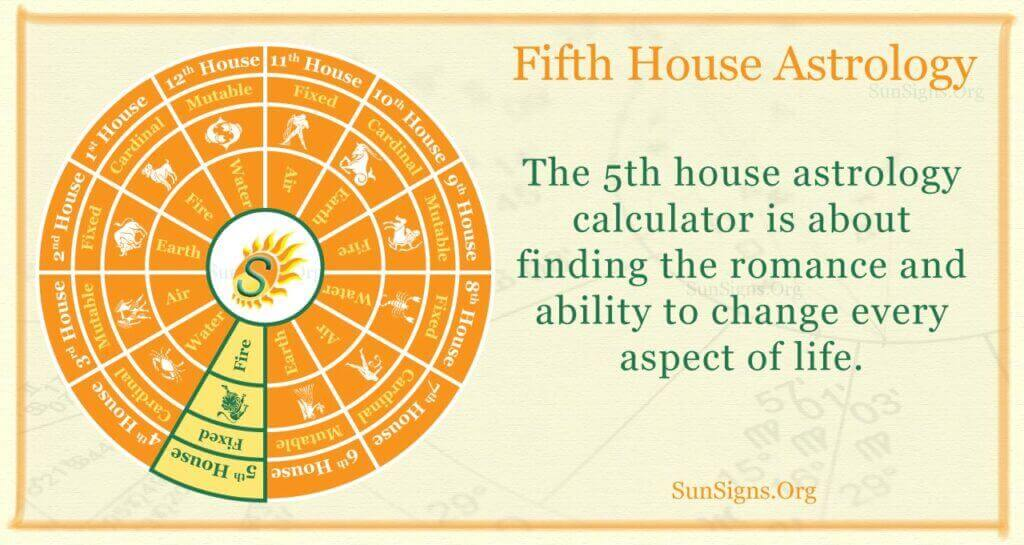 fifth house astrology