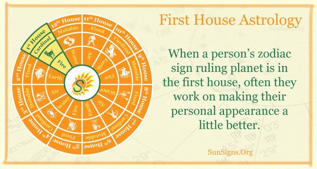 first house astrology