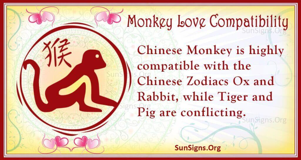 monkey love compatibility