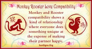 monkey rooster compatibility