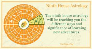 ninth house astrology