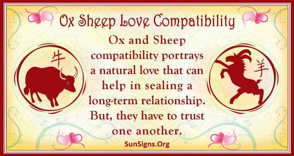 ox sheep compatibility