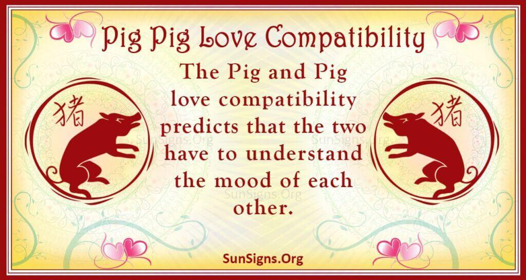 pig pig compatibility