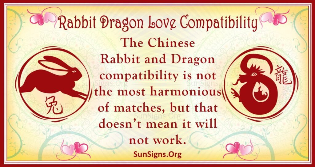 rabbit dragon compatibility