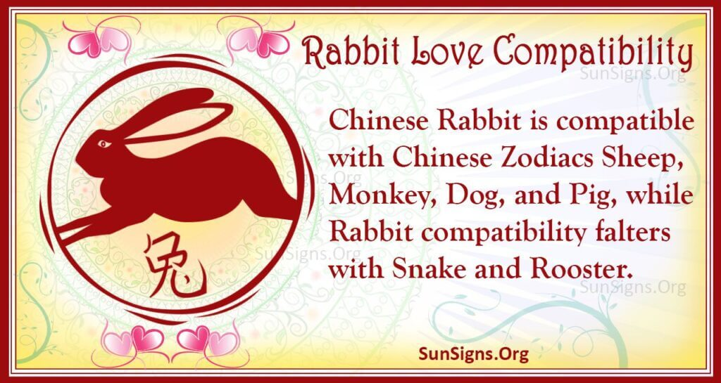 rabbit love compatibility