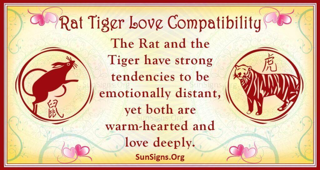 rat tiger compatibility