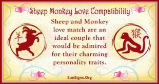 sheep monkey compatibility