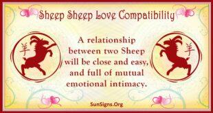 sheep sheep compatibility