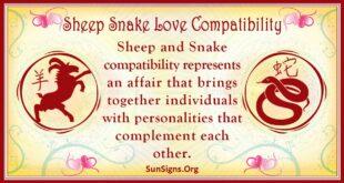 sheep snake compatibility