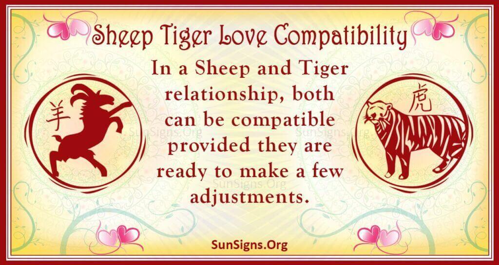 sheep tiger compatibility