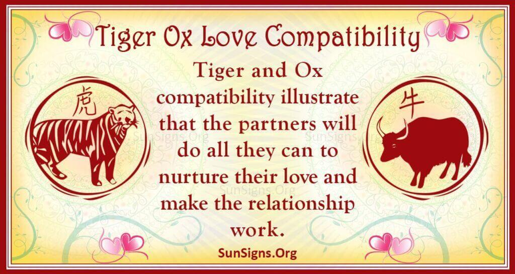 tiger ox compatibility