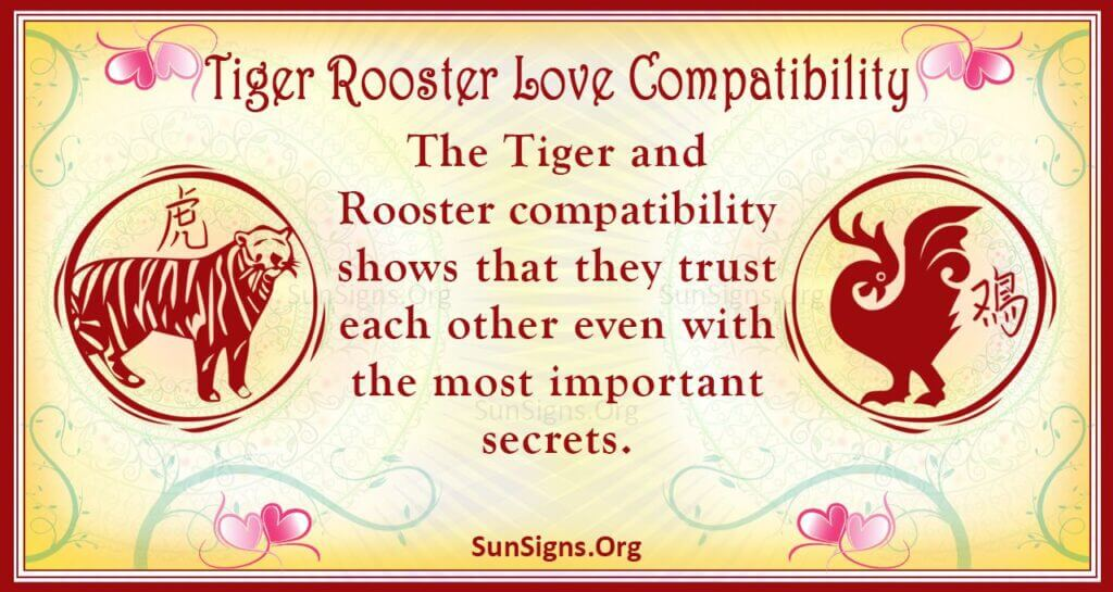 tiger rooster compatibility