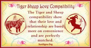 tiger sheep compatibility