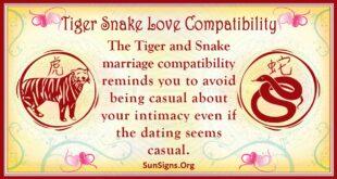 tiger snake compatibility